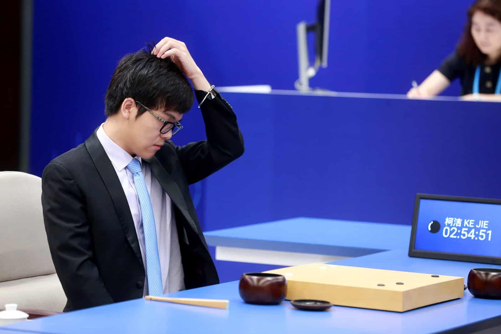 Creativity and artificial intelligence - alphago defeats grandmaster ke jie