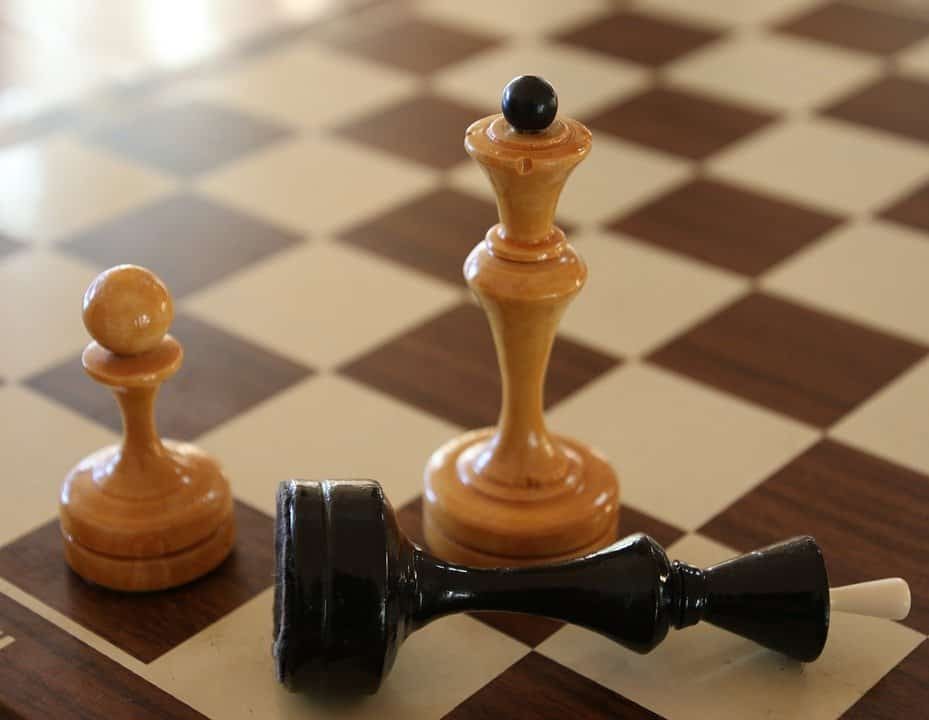 Creativity and artificial intelligence - Losing queen in chess