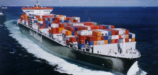 predictive analytics shipping efficiency